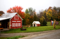 Chandler Pond Farmstand Wheelock VT