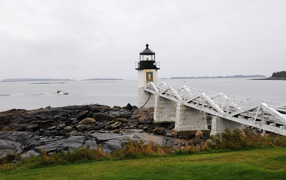Marshall Point Light, Port Clyde (2)